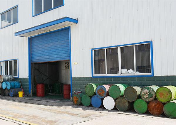 东方芝麻油厂房外观