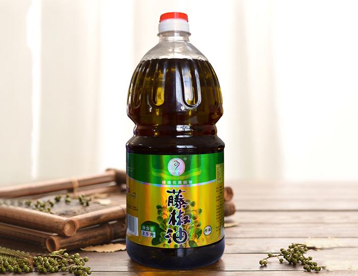 明龙藤椒油